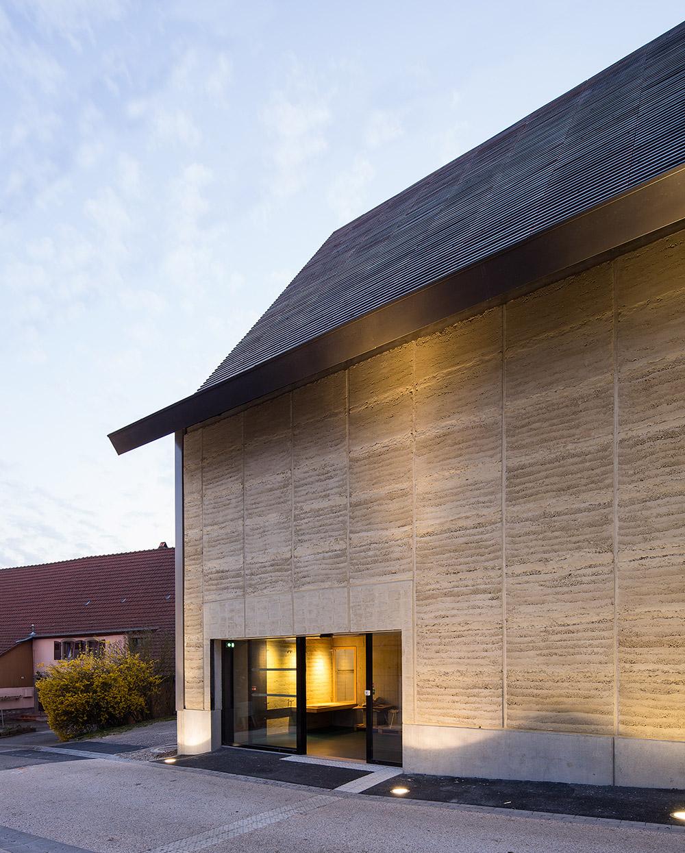 Centre d interpr tation du patrimoine arch ologique de for Architecte du patrimoine