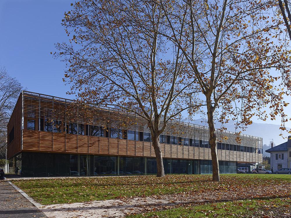 centre des finances publiques albertville 73 nunc architectes. Black Bedroom Furniture Sets. Home Design Ideas