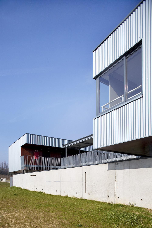 Foyer Jeunes Travailleurs Architecture : Foyer de jeunes travailleurs à plérin nunc architectes